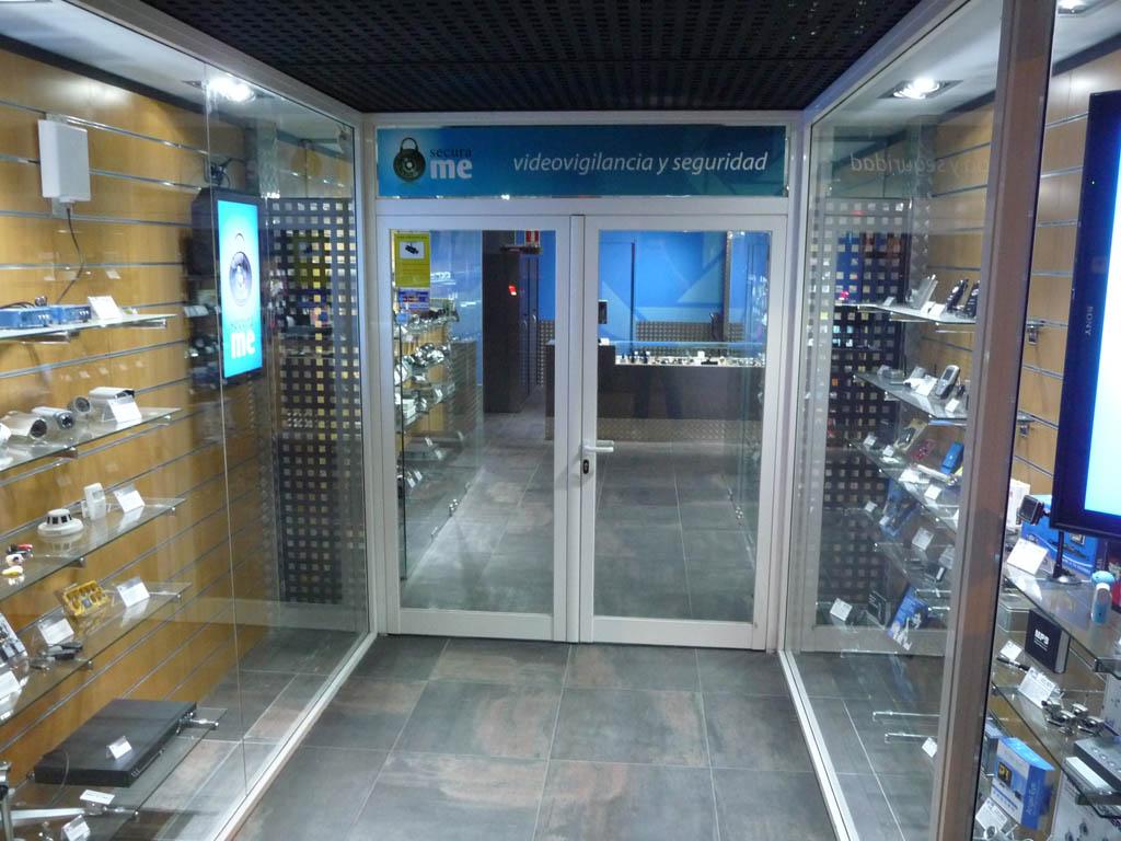 Nuestra tienda en c/ Sepulveda 161 - Barcelona 08011