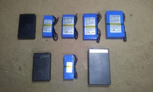 Pruebas De Autonomía De Baterías Recargables Li Ion De 12v 2012
