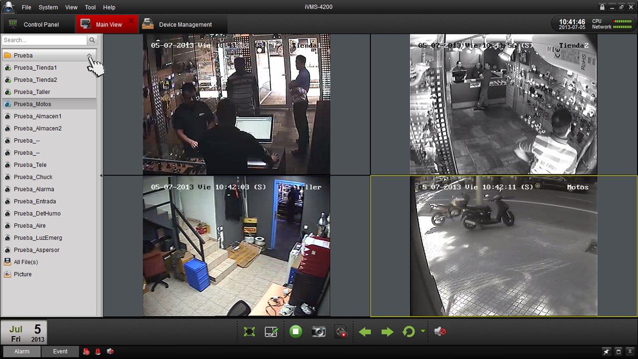Ivms4200v1 5 Securamente El Blog De Securame