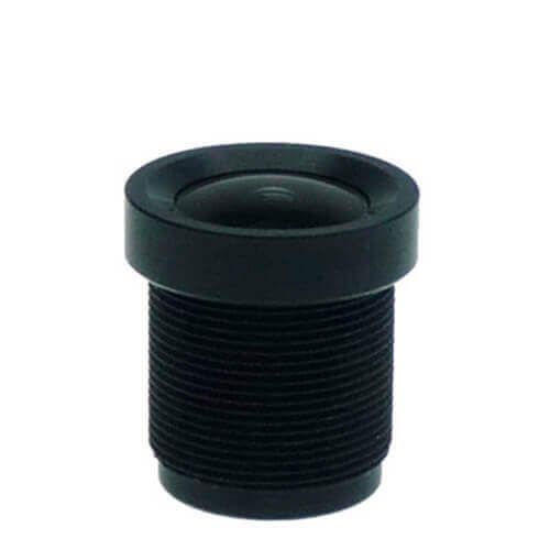 Lente fija M12 tipo Board Lens  1.8mm rated 1080p