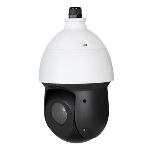 Domo PTZ IP X-Security XS-IPSD6312WI-4 4MP 0.05Lux 5.3-64mm Zoom12x H265 POE+ SD WDR Audio Alarmas
