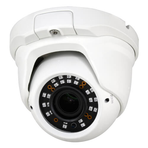 "Domo DM955VIB-4N1 1/3"" 1.3Mp PAS5130 720p (1280x720) IR 30m 2.8-12mm"