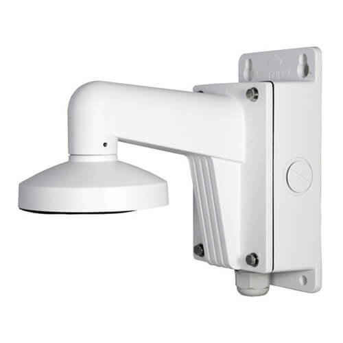 Soporte de pared Hikvision DS-1272ZJ-120B (para 2CD25xx)