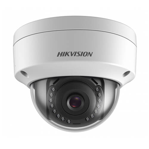 Domo IP Hikvision DS-2CD1123G0-I 2MP ECO IR30m 2.8mm H265+ POE