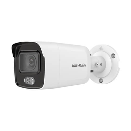 Cámara IP Hikvision   DS-2CD2027G1-L 2MP PRO 0.0035Lux Luz30m 2.8mm H265+ POE SD WDR Colorvu