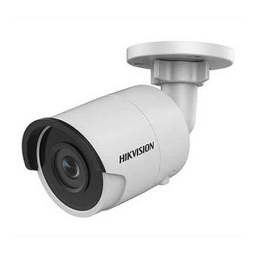 Cámara IP Hikvision DS-2CD2043G0-I 4MP PRO IR30m 2.8mm H265+ POE SD WDR
