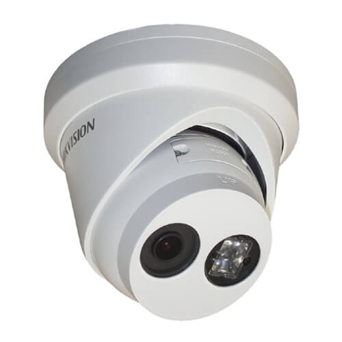 Domo IP Hikvision DS-2CD2343G0-I 4MP PRO IR30m 2.8mm H265+ POE SD WDR