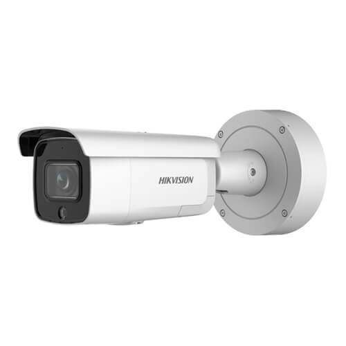 Cámara IP Hikvision DS-2CD2626G2-IZSU/SL 2MP PRO IR60m 2.8-12mm motorizada H265+ POE SD WDR Audio Alarmas Acusense