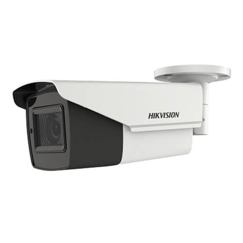 Cámara 4en1 Hikvision DS-2CE19H8T-AIT3ZF 5MP ULTRA IR80m 2.8-13mm motorizada WDR Ultra Low Light