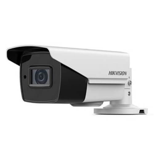 Cámara HDTVI Hikvision DS-2CE19U8T-AIT3Z 8MP ULTRA IR80m 2.8-12mm motorizada WDR Ultra Low Light