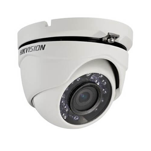 Domo 4en1 Hikvision DS-2CE56C0T-IRMF 1MP ECO IR20m 2.8mm