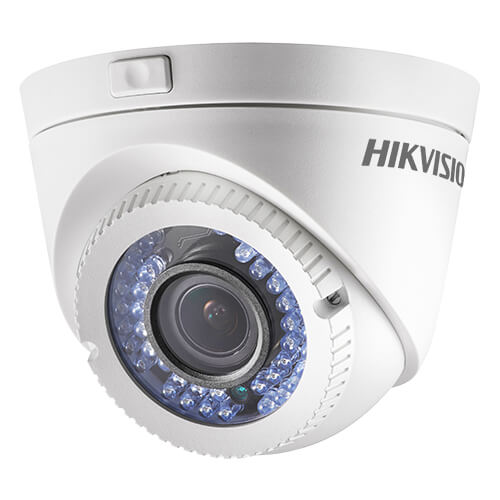 Domo 4en1 Hikvision DS-2CE56D0T-VFIR3F 2MP ECO IR40m 2.8-12mm
