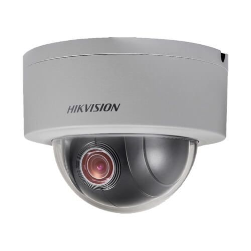 Domo PTZ IP Hikvision DS-2DE3204W-DE 2MP PRO 0.01Lux 2.8-12mm Zoom4x H265 POE SD WDR Audio Alarmas