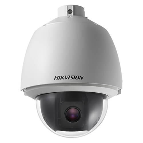 Domo PTZ IP Hikvision DS-2DE5225W-AE 2MP 0.05Lux 4.8-120mm Zoom25x H265+ SD WDR Audio Alarmas