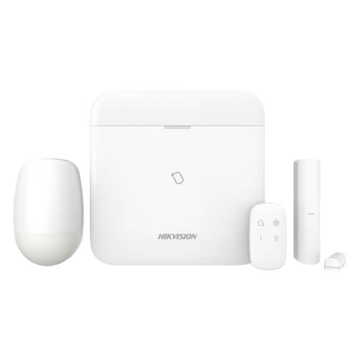 Kit alarma Hikvision AXPRO DS-PWA96-Kit-WE 868MHz 96 zonas IP+4G