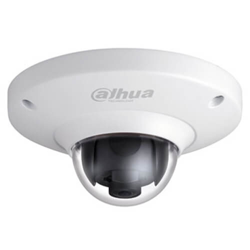 Cámara Panorámica IP Dahua EB5531 5MP 1.4mm H265 0.01Lux POE SD Audio Alarmas IK10