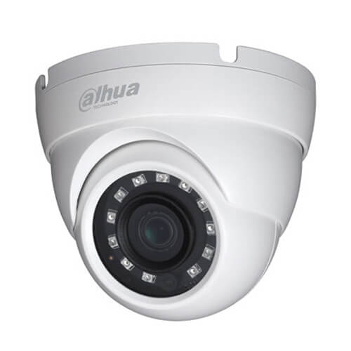 "Domo Dahua     HDW1200M 1/2.7"" 2Mp CMOS HDCVI 1080p (1920x1080) Smart IR 30m 3.6mm"