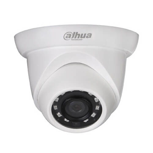 Domo IP Dahua     HDW1230S 2MP IR30m 2.8mm H265 POE