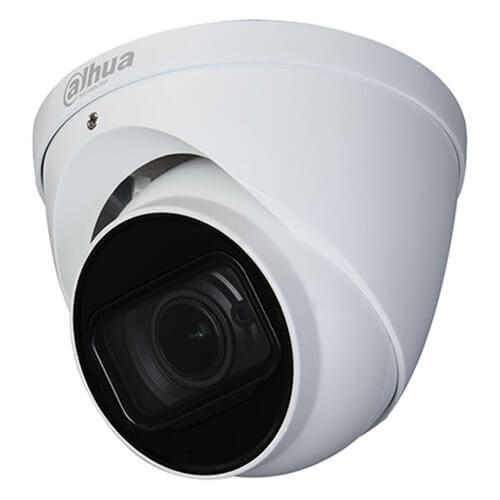 Domo 4en1 Dahua HDW1400T-Z-A-S3 4MP IR60m 2.7-12mm motorizada WDR Audio