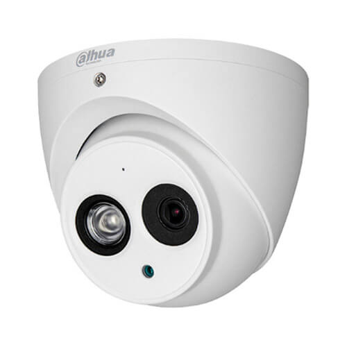 Domo 4en1 Dahua HDW1500EM-A 5MP IR50m 2.8mm Audio
