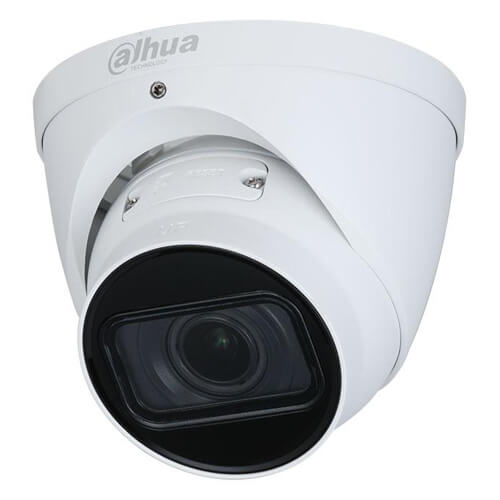 Domo IP Dahua    HDW2831R-ZS-S2 8MP IR40m 2.7-13mm motorizada H265+ POE SD WDR