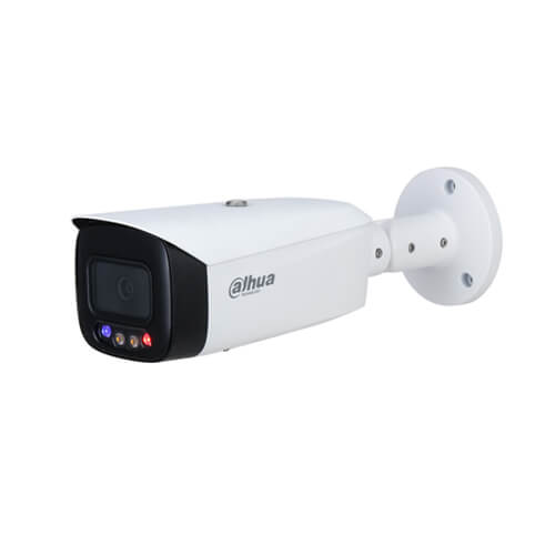 Cámara IP Dahua HFW3849T1P-AS-PV 8MP Luz30m 2.8mm H265+ POE SD WDR Audio Alarmas TiOC