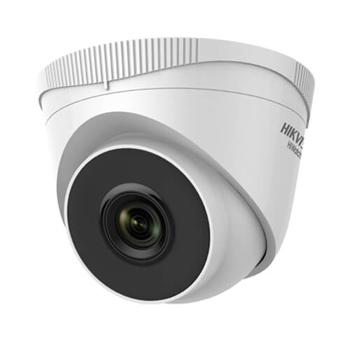 Domo IP Hikvision HiWatch HWI-T241H 4MP IR30m 2.8mm H265+ POE