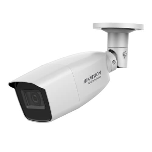 Cámara 4en1 Hikvision HiWatch HWT-B320-VF 2MP ECO IR40m 2.8-12mm