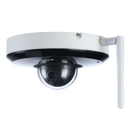 Domo PTZ IP Dahua SD1A200T-GN-W 2MP IR15m 2.8mm H265+ SD WDR Wifi Audio