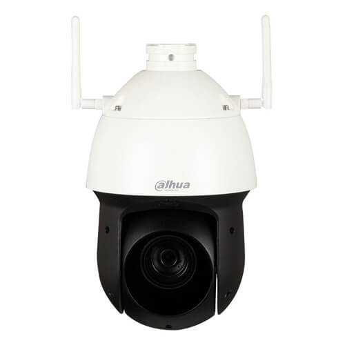 Domo PTZ IP Dahua SD49225T-HN-W 2MP IR100m 4.8-120mm Zoom25x H265 POE+ SD WDR Audio Alarmas Wifi