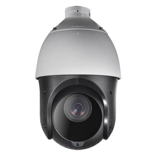 Domo PTZ IP Safire SF-IPSD6025UIWH-2 2MP IR100m 4.8-120mm motorizada Zoom25x H265+ POE SD WDR Audio Alarmas