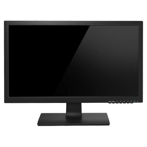 "Pantalla LED 20"" SF-MNT20 1920x1080 VGA HDMI"