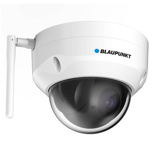 Cámara PTZ IP Blaupunkt VIO-DP20 2MP 2.7-11mm Zoom4x H264 Wifi SD