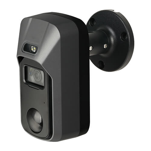 Cámara HDCVI X-Security XS-C030SWPIRL-2UHAC-IG 2MP PRO IR20m 2.8mm PIR Audio Luz Sirena