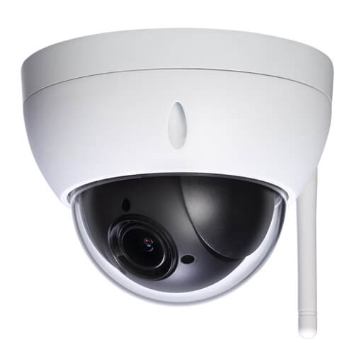 Domo PTZ IP X-Security XS-IPSD4604WH-4W 4MP 0.05Lux 2.7-11mm Zoom4x H265 Wifi SD WDR IK10