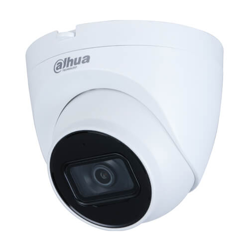 Domo IP X-Security XS-IPT987SWHA-8U-AI 8MP IR30m 2.8mm H265+ POE SD WDR Alarmas Audio Wizsense