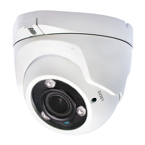 Domo IP ONVIF  XSC-IPT957VAH-5E 5MP IR40m 2.7-13mm H265 Audio